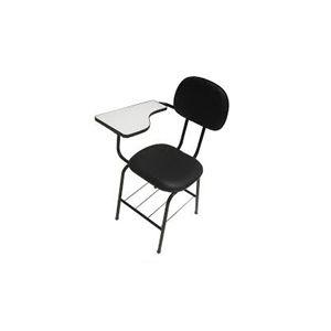 Cadeira Universitária prancheta lateral