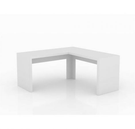 Mesa de canto com 2 gavetas