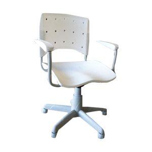 Cadeira Iso Giratória com braço