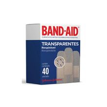 Band-Aid  - 40 unidades
