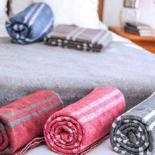 Cobertor Solteiro Antialérgico